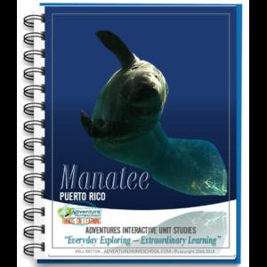 manatee interactive unit study