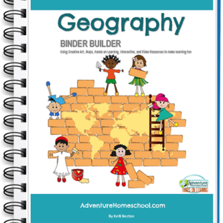 Geography Binder Builder