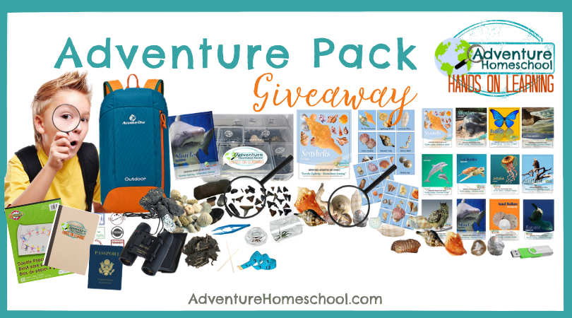 Adventure Pack Giveaway