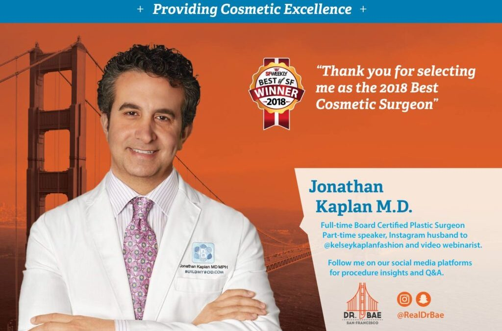 Exclusive Interview with Dr. Jonathan Kaplan, Top Bay Area Cosmetic Surgeon