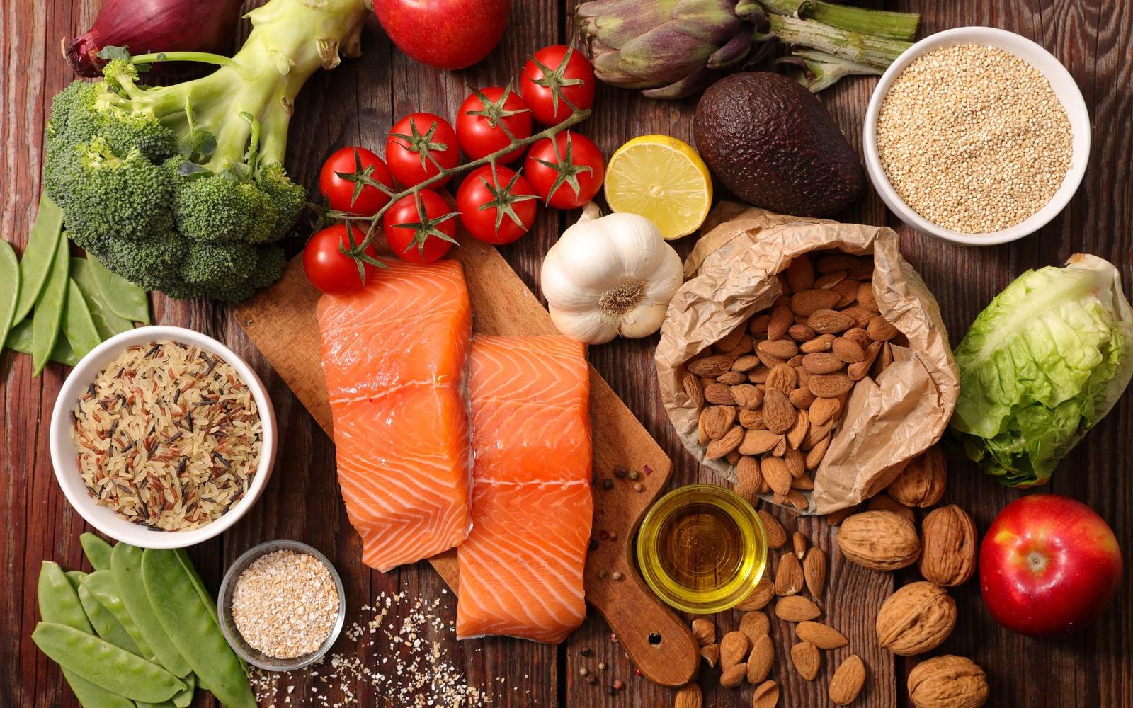 Cholesterol Healthy Foods