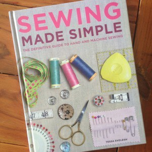 sewing made simple book