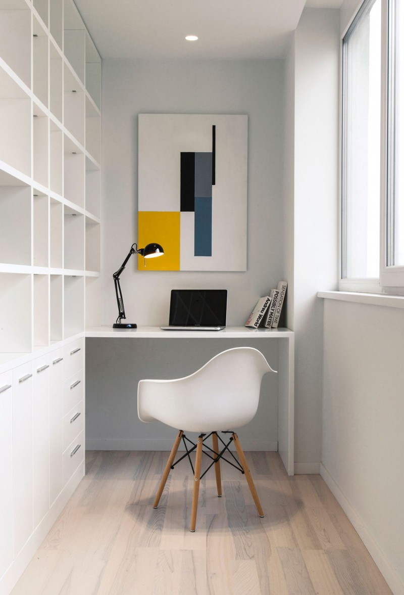 Office inspiration by Kashuk Constantine.