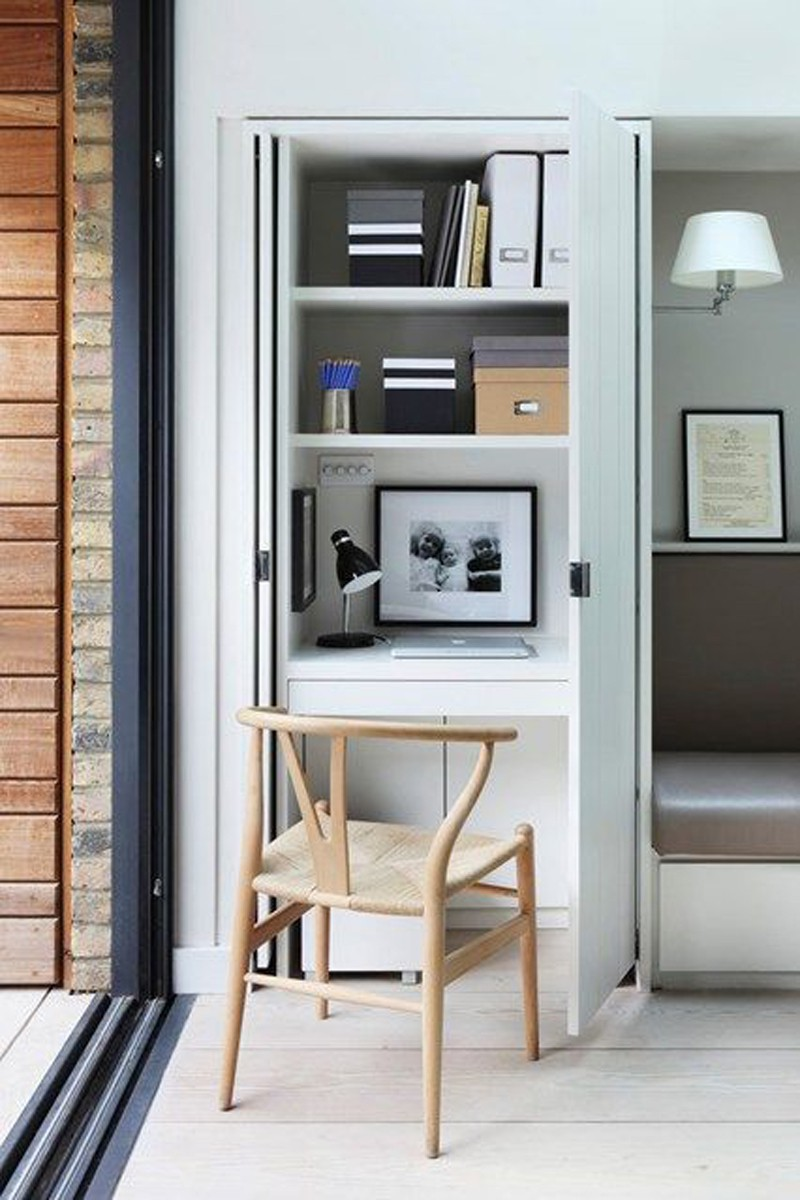 Office inspiration House and Garden UK.