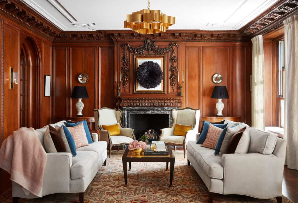 lakeshore-drive-apartment-wood-paneling-centered-by-design