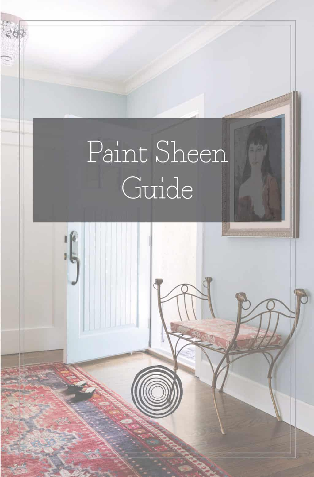 Paint Sheen Guide PDF