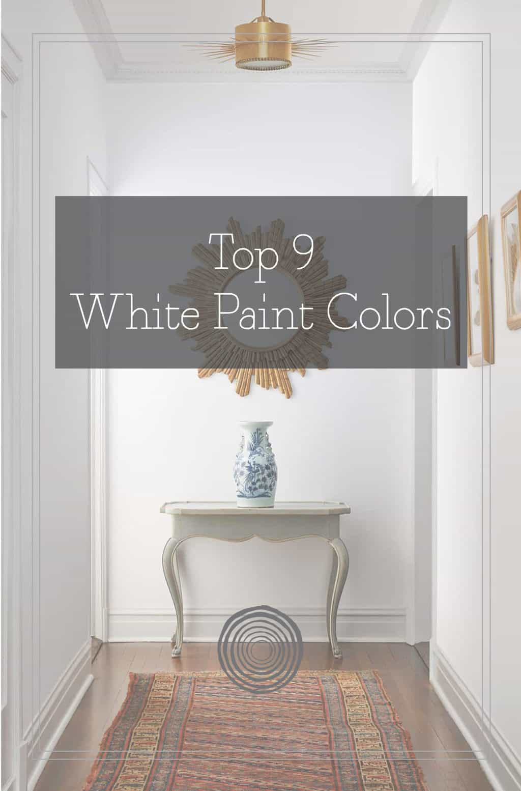 Top 9 White Paint Colors PDF