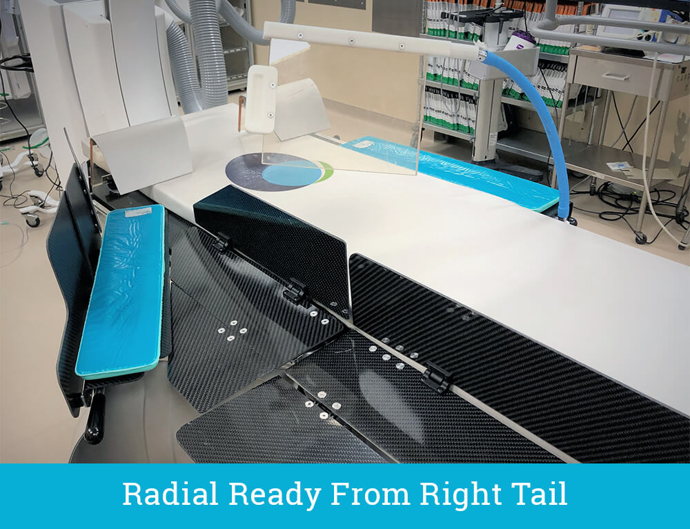 The EGGNEST - Radial Ready From Right Rail