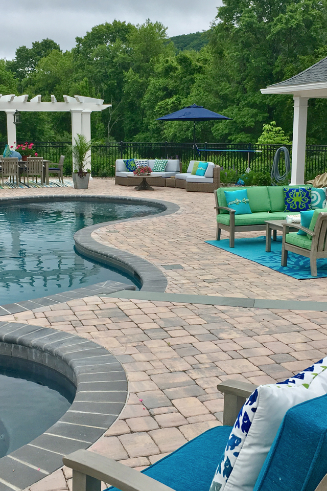 exterior design for patios