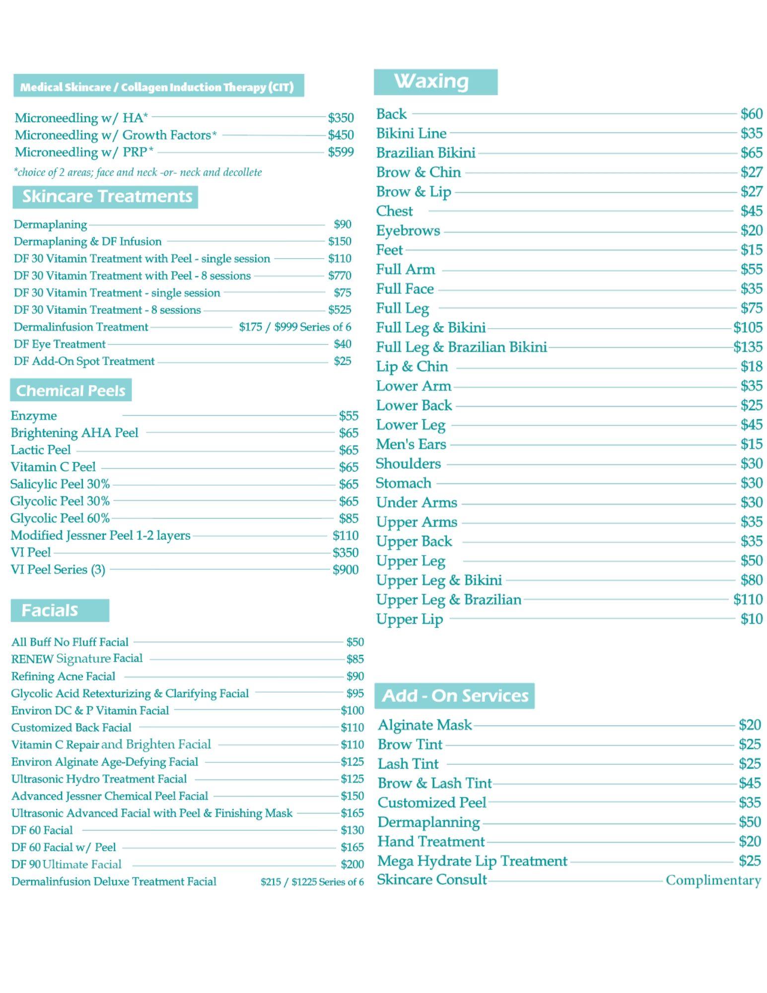 Renew Price List For Website NEW-2
