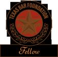 Texas Bar Foundation Fellow