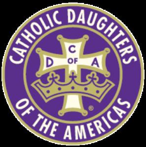 Catholic Daughters of the Americas Logo