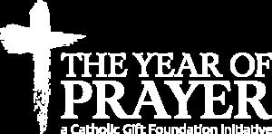 The Year of Prayer Tagline