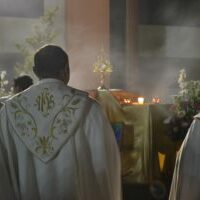 Priests Mass