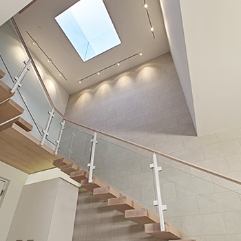 Stair w/ Skylight