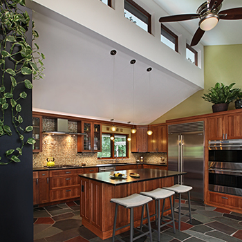 Clerestory Kitchen
