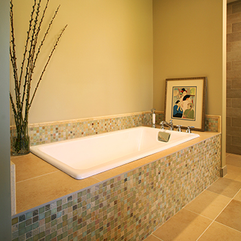 Cobblestone Bathroom