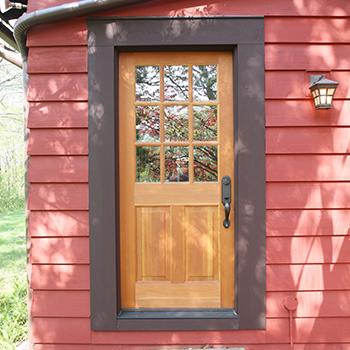 Dixboro Exterior Door