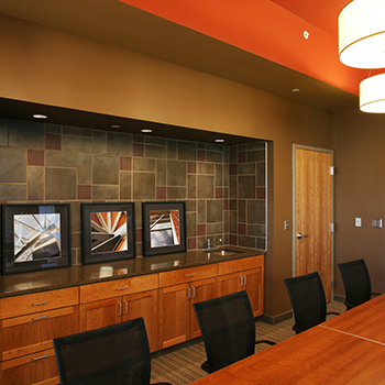 Dordt Interior Business Center Counter