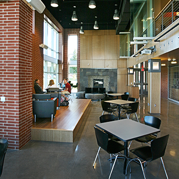Dordt Interior Commons