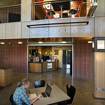 Dordt Interior Commons Study
