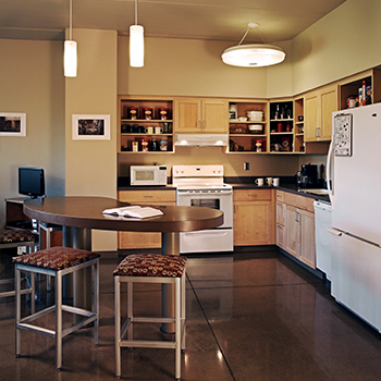 Dordt Apartment Kitchen