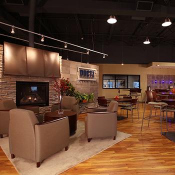 Ductz Hospitality Area