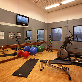 Ductz Exercise Room