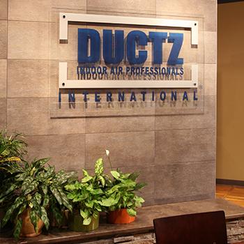 Ductz Signage