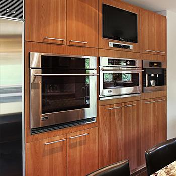 House 360 Kitchen built-ins