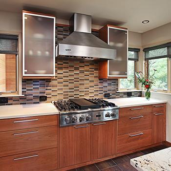 House 360 Kitchen stove