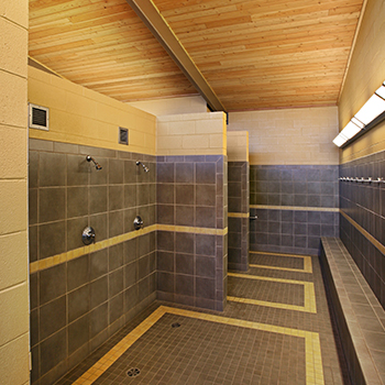Kensington Metropark Shower Room
