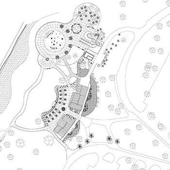 Kensington Metropark Site plan
