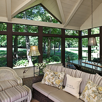 Screened Porch Windows