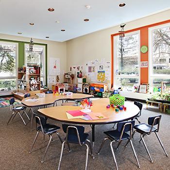 Summers Knoll Kindergarten Room