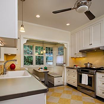 Sycamore kitchen
