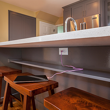 West side kitchen island seating