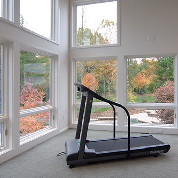 Windy Crest Exercise Room
