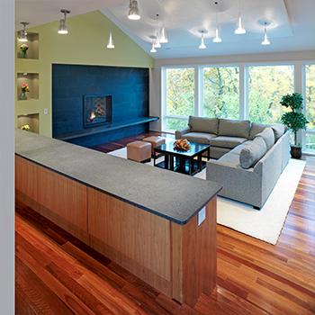 Windy Crest Living Room