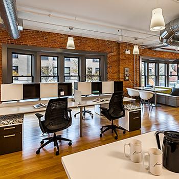Franworth Office Desks