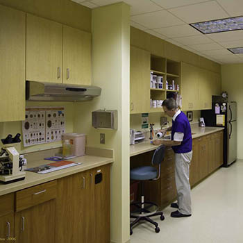 Washtenaw Vet Staff Area