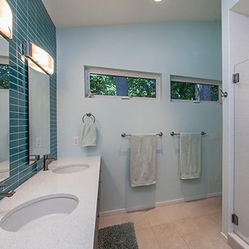 Geddes Ravine Master Bathroom