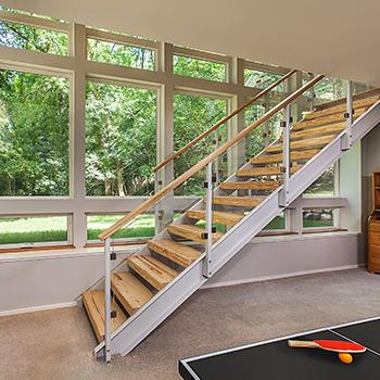 Geddes Ravine Stair