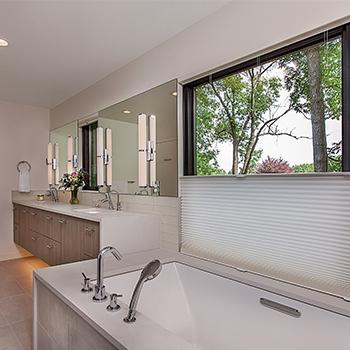 House on the Arb Master Bathroom