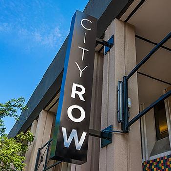 CITYROW Sign