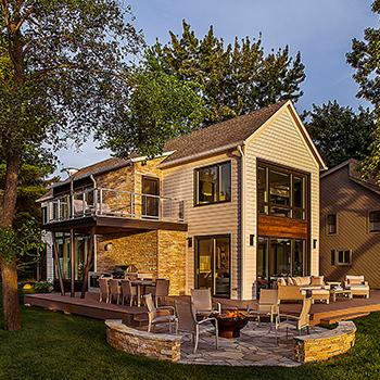 Zukey Lake Residence