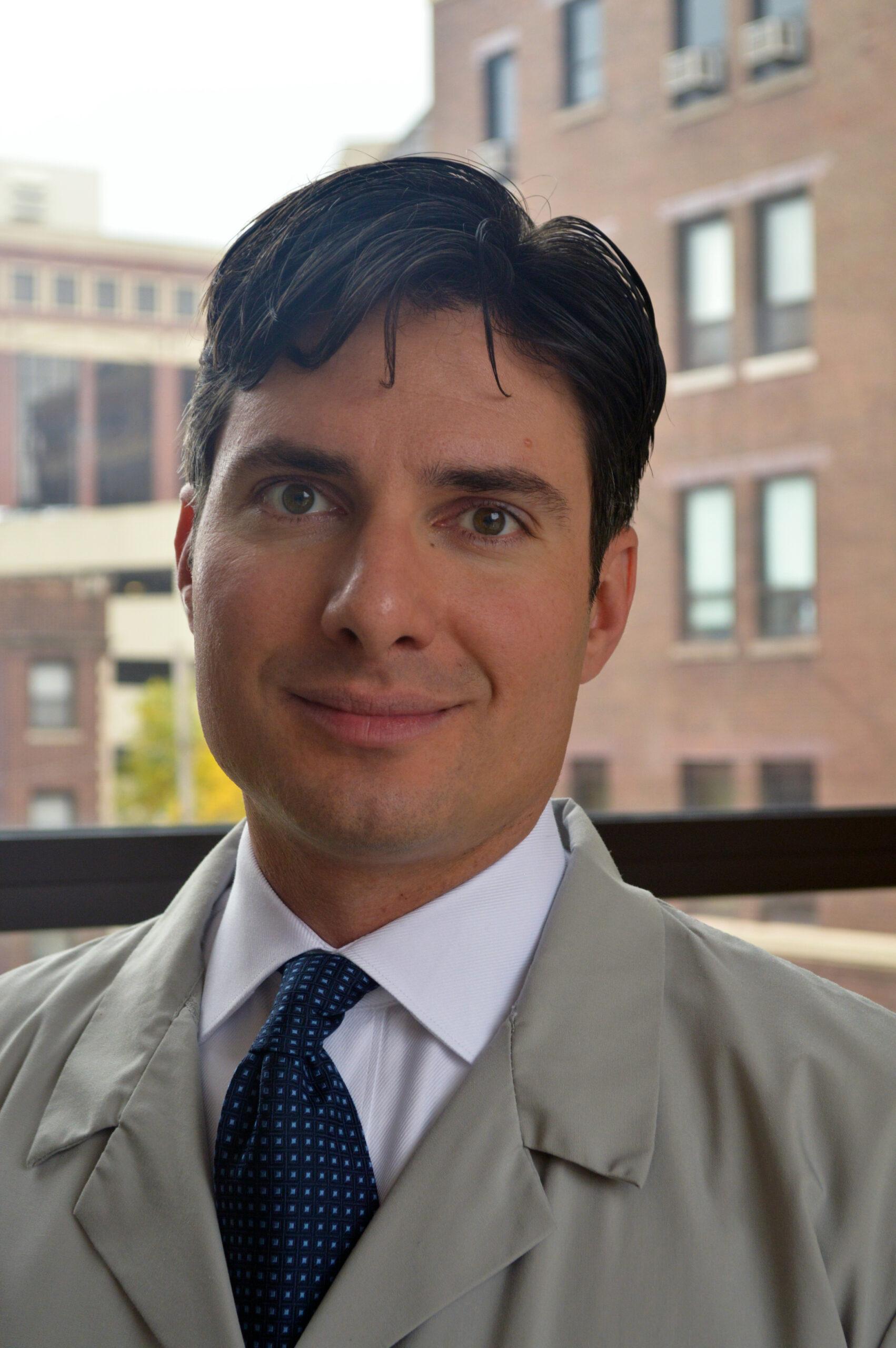Eddie J. Markul, MD