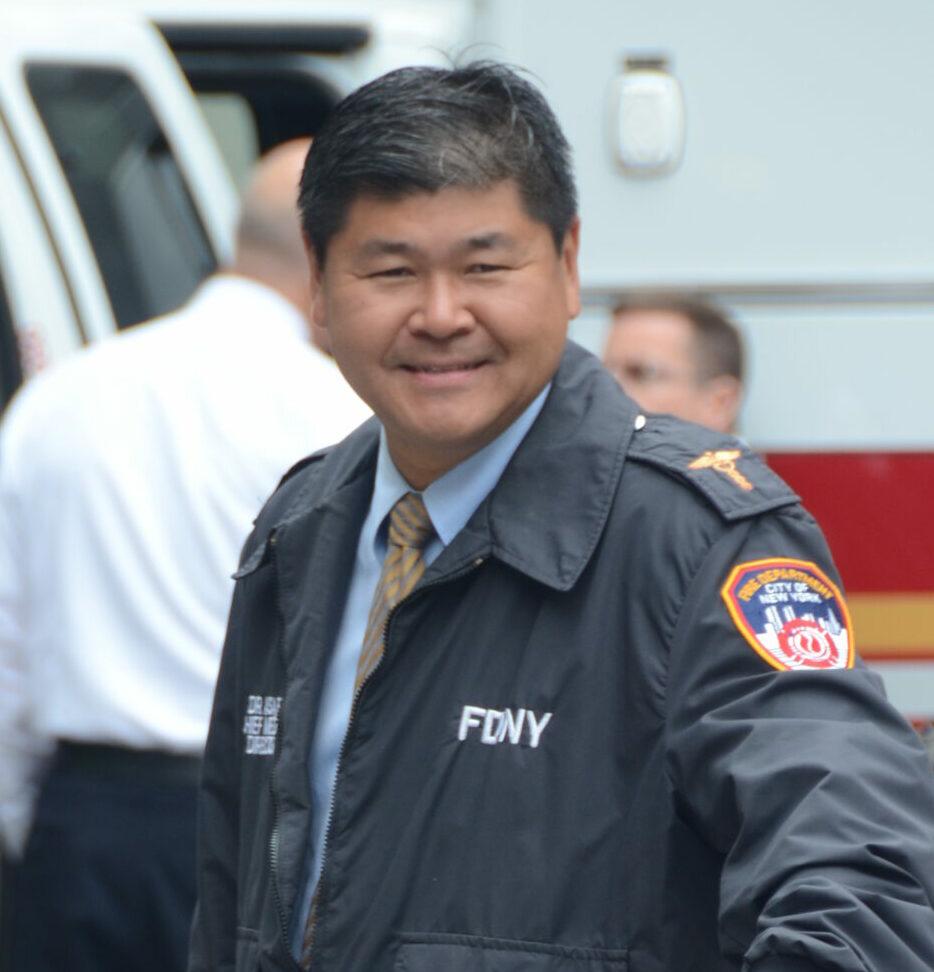 Glenn H. Asaeda, MD, FACEP, FAAEM, DABEMS