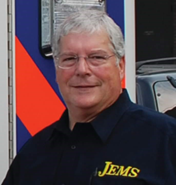 A.J. Heightman MPA, EMT-P