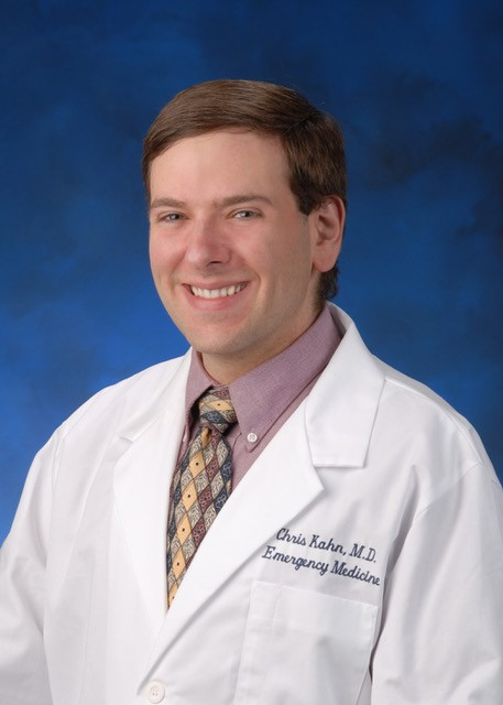 Dr. Christopher Kahn, MD, MPH, FAEMS